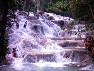 Dunn's River Falls Ocho Rios