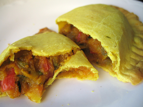 Jamaica Vegetable Patties