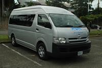 Jamaica Sightseeing Tour Bus