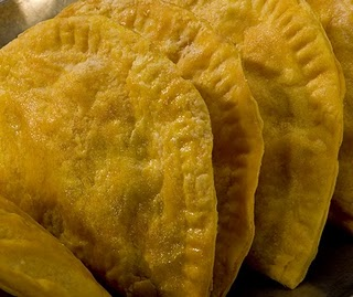 Jamaican Chicken Patties