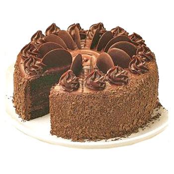 Jamaican Chocolate Cake