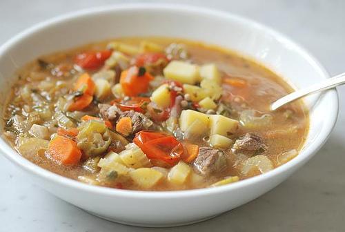Jamaican Vegetarian Stew