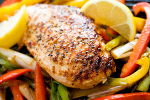 Red Stripe Chicken Recipe