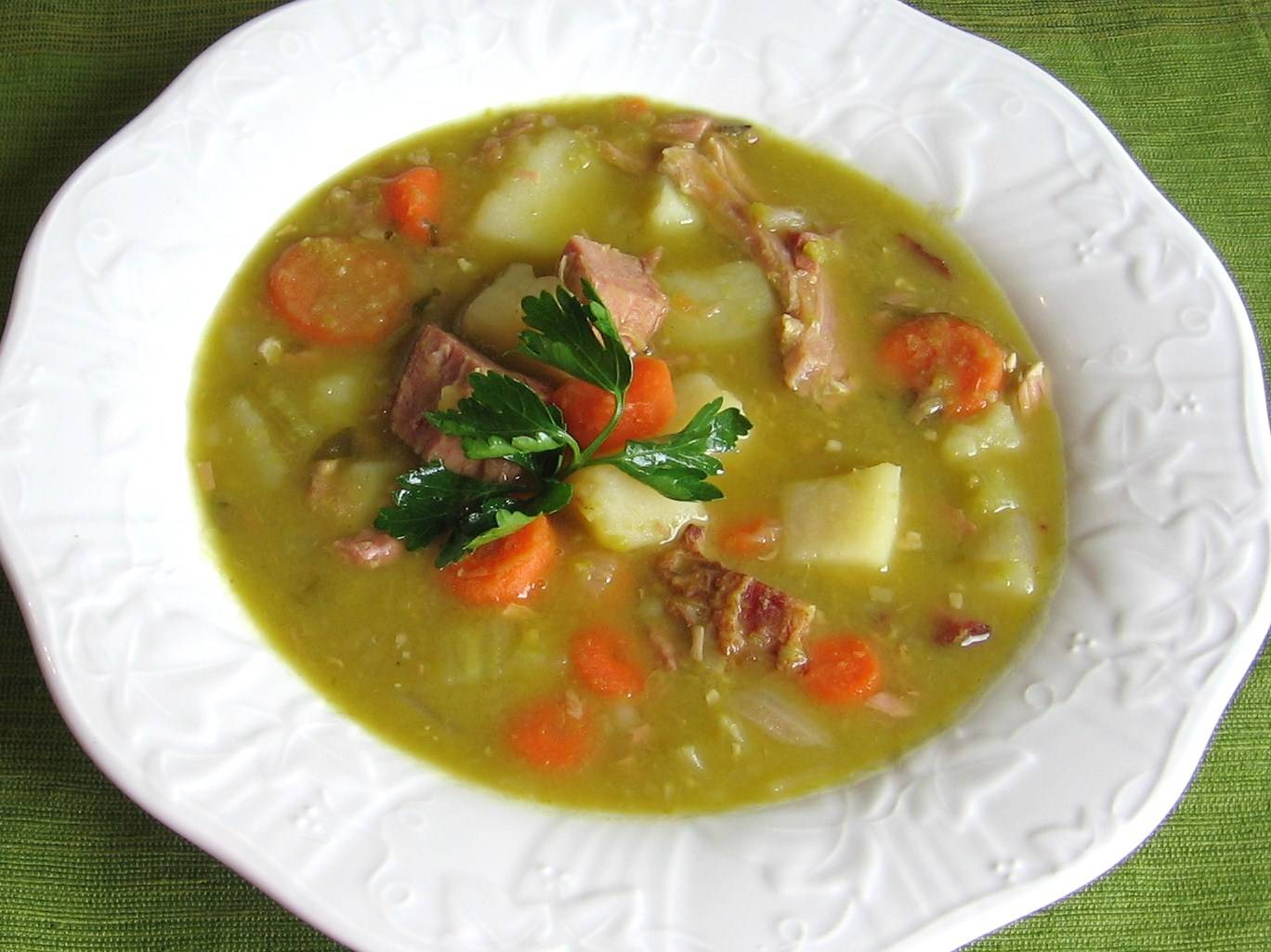 Jamaican Red Pea Soup Recipe