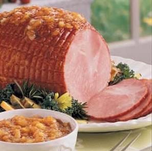 Jamaican Glazed Ham Recipe