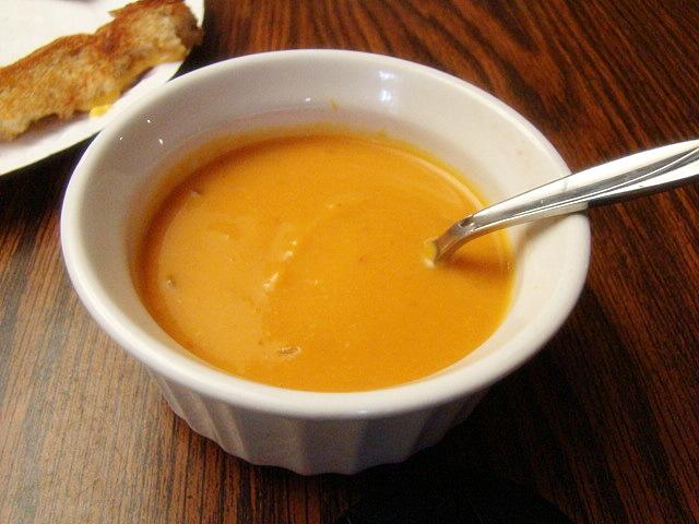 Jamaican Cream of Pumpkin Soup