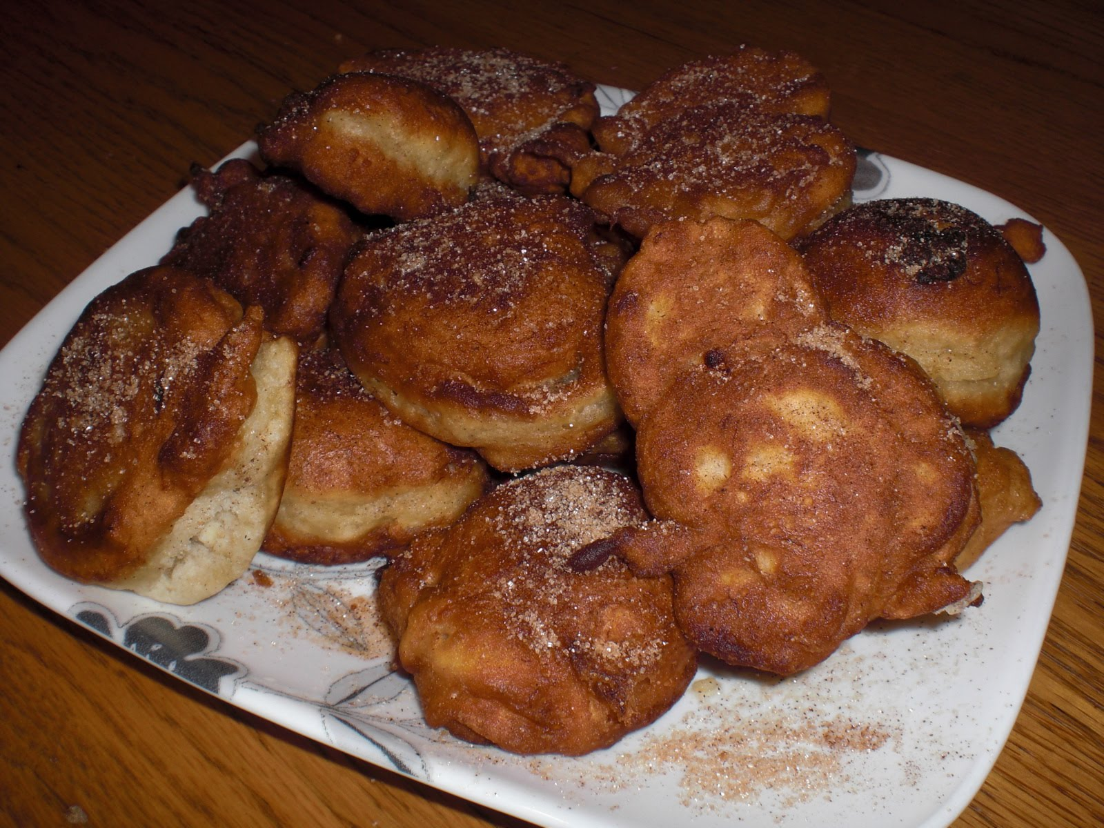 Jamaican Plantain Fritters