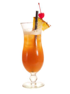 Jamaican Rum Cocktail